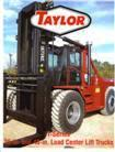 T Series 36 and 48 inch L.C. Industrial Lift Trucks